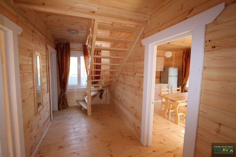 Внутренняя отделка домов из сип панелей своими руками 69